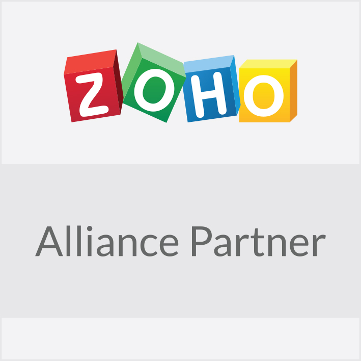 Zoho CRM Alliance Partner